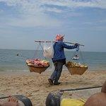 торговля на пляже3