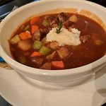 The yummy Irish Stew