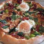 Seasonal Pizza