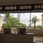 Hotel Genggong at Candidasa Foto
