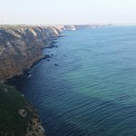 Photo of Cape Kaliakra