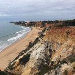 Views of the beach