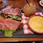 Camembert roti