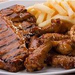 Steak & Wings