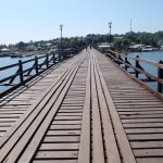Photo of Wooden Mon Bridge
