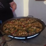 Who does not love an authentic Paella