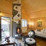 Chalet cocoone hôtel Spa 4 étoiles