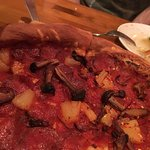 Amazing pizza for an amazing night! Incredible atmosphere, favorite place in town <3