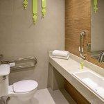 Banheiro adaptado para deficientes