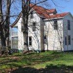 Historic Davis Conrod House on McNabs Island