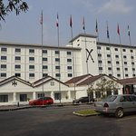 Golden Tulip Kumasi City resmi