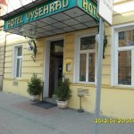 Hotel Vysehrad Foto
