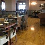New restaurant after refurbishment