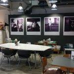 Dining area/decor