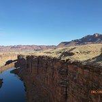 Historic Navajo Bridge Foto