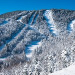 Gore Mountain's Rumor trail is one of the steepest trails in the East!