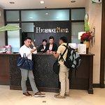Foto van Highway 21 Hotel