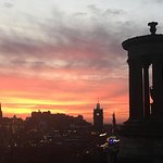 Loved the views from Calton Hill