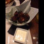 Chicken wings peri peri
