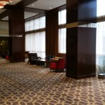 Lobby/Guest Area to meeting rooms