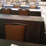 Meeting Room and seating setup