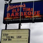 Dianne's Old Time Barbeque