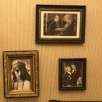 Classic photos throughout the Hotel