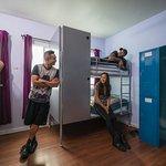 USA Hostels Hollywood Foto