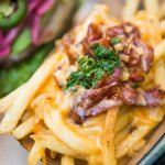 Cheese N' Bacon Fries