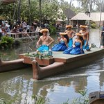 Canoe Pageant of the Islands