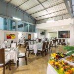 Restaurante — Hotel Dann Combeima (Ibagué, Colombia)