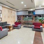 Sala del Lobby — Hotel Dann Combeima (Ibagué, Colombia)