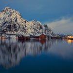 Omgivelsene rundt Svinøya