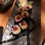 spicy tuna cut roll
