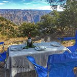 Amigo Trails Perfect Picnic included on our package trips