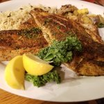 blackened fresh catch