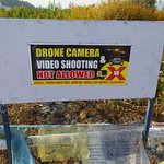 Take care your drone