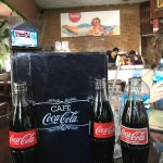 Coca Cola's all around