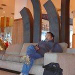 En Lobby del Hotel