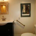 Creamery Cottage Bathroom & 3 headed shower