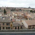 City roofline views