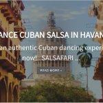 Don't visit Cuba. DANCE IT