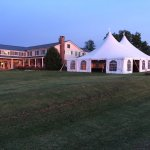 Wedding Tent for about 80people
