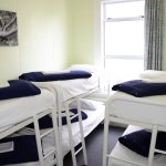 YHA 6 bed  Female Dorm