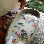 Spa ~ Indonesian Soaking Tub