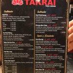 Takrai Thai Cuisine Foto