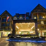 Pinnacle Hotel Whistler Foto