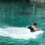 dolphin push
