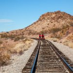 following other rail explorers