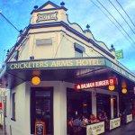 Cricketers Arms Hotel, Balmain